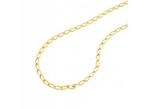 Zlatá retiazka 2606/0.5/Z