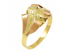 Zlatý prsteň 2206/ZC