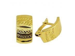 Zlaté náušnice 23187/Z