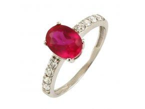 Zlatý prsteň 15354B