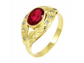 Zlatý prsteň 2293/Z/CX