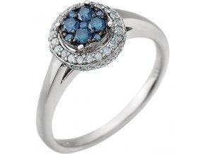 Diamantový prsteň 651419