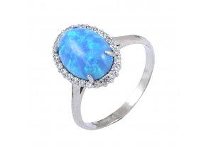 Zlatý prsteň 22160/B/opX