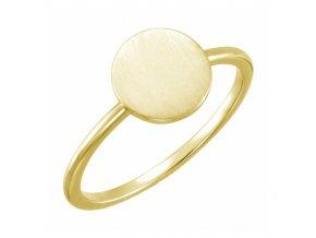 kruh prsten