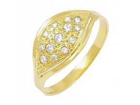 Zlatý prsteň 2229/Z/X