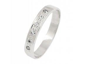 Zlatý prsteň 2257/B/X
