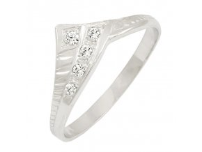Zlatý prsteň 2284/B/X