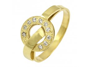 Zlatý prsteň 2252/Z/X