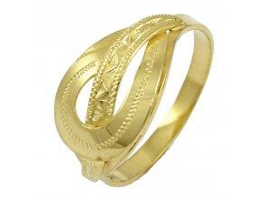 Zlatý prsteň 2207/Z