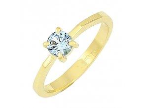 Zlatý prsteň 22104/Z/B