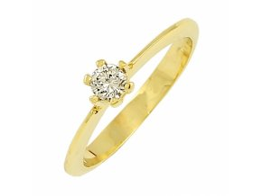 Zlatý prsteň 22109/Z/X
