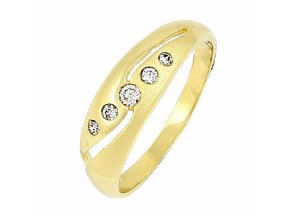 Zlatý prsteň 15078/Z/X