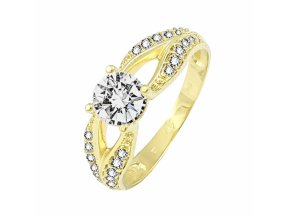 Zlatý prsteň 22110/Z/X