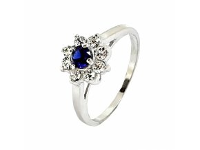 Zlatý prsteň 22115/B/MX