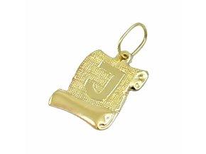 Zlatý prívesok 2415-J/Z