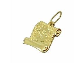 Zlatý prívesok 2415-S/Z