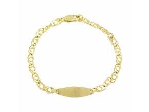 Zlatý náramok 2576/Z
