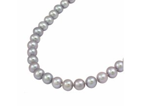 Zlatá perlová retiazka 2675/Z/Ps