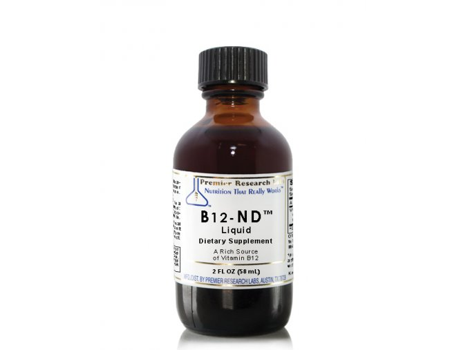VITAMÍN B12 - PREMIER RESEARCH LABS