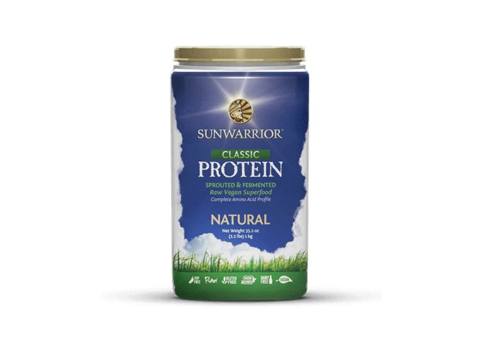 Sunwarrior Protein Classic - Natural