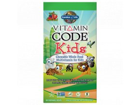 RAW - Vitamin Code Kids