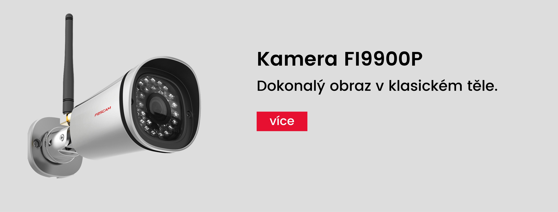 FI9900P bezpečnostní IP kamera