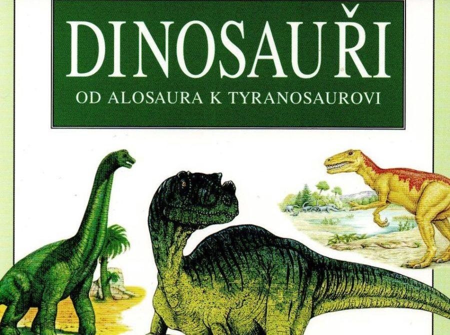 Dinosauři od alosaura k tyranosaurovi - Gerrie McCall