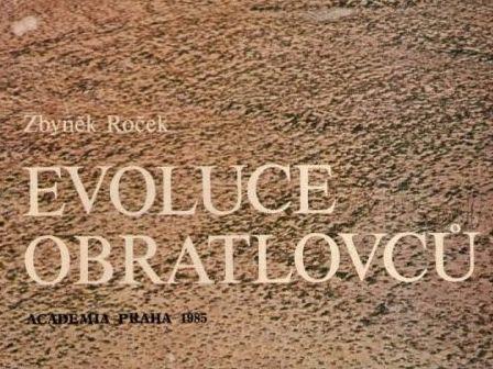Evoluce obratlovců - Zbyněk Roček