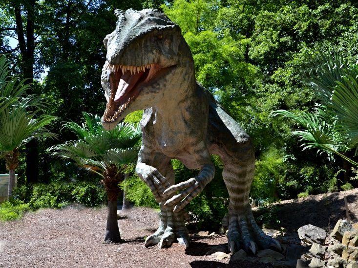 Vyškov - Dinopark