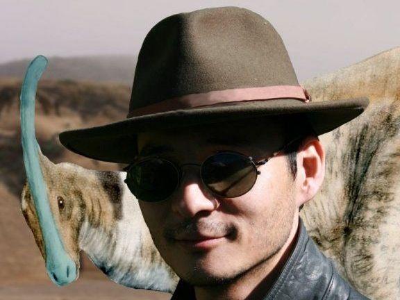 Paleo-umělec: Nobu Tamura