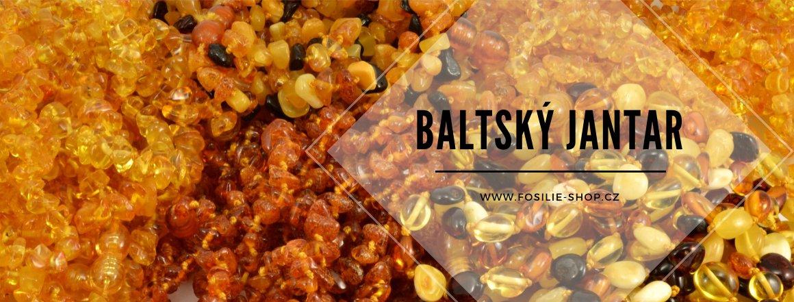 Baltský jantar