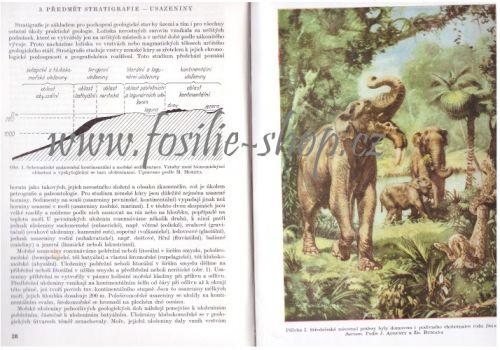 Geologická minulost Země - Josef Dvořák, Bohuslav Růžička