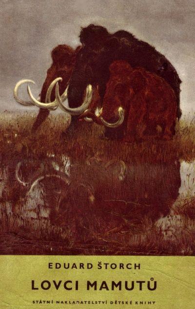 lovci-mamutu-kniha