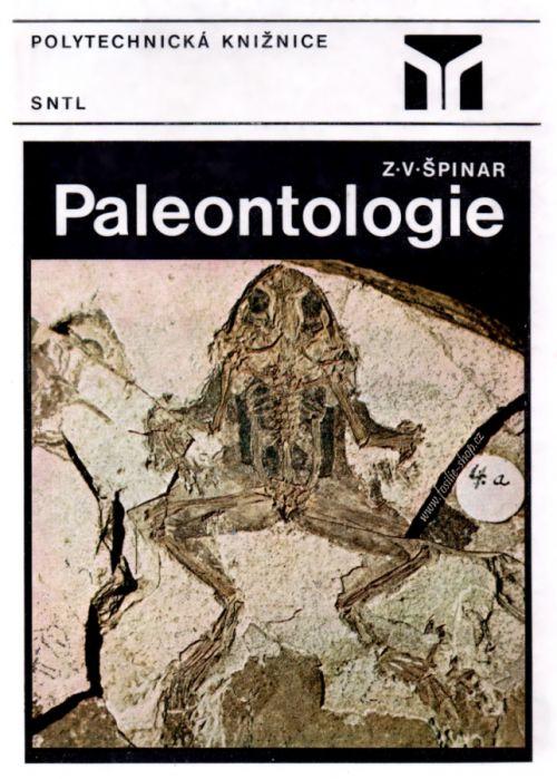 Paleontologie - Zdeněk V. Špinar