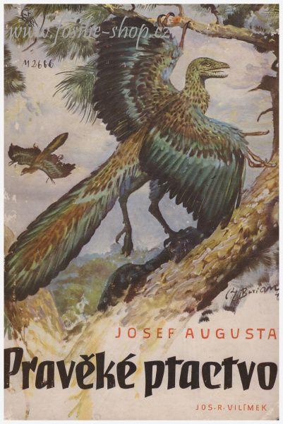 Pravěké ptactvo - Josef Augusta, Burian