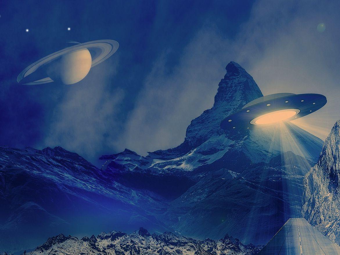 ufo - panspermismus