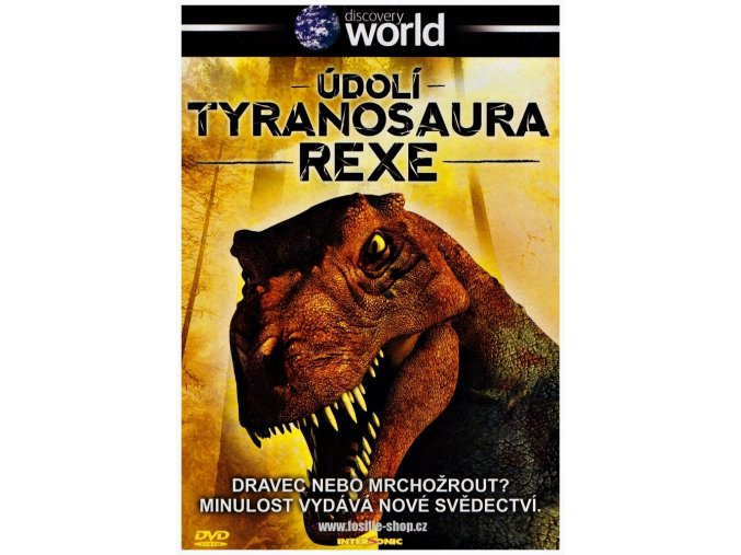 Údolí Tyranosaura Rexe