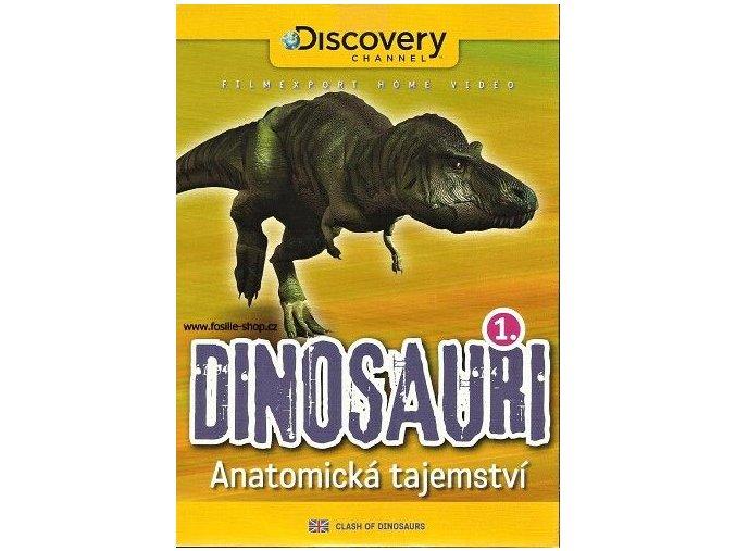 Dinosauři 1 - Anatomická tajemství