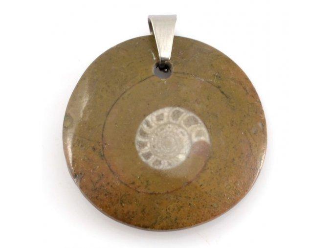 Přívěsek amonit (13)
