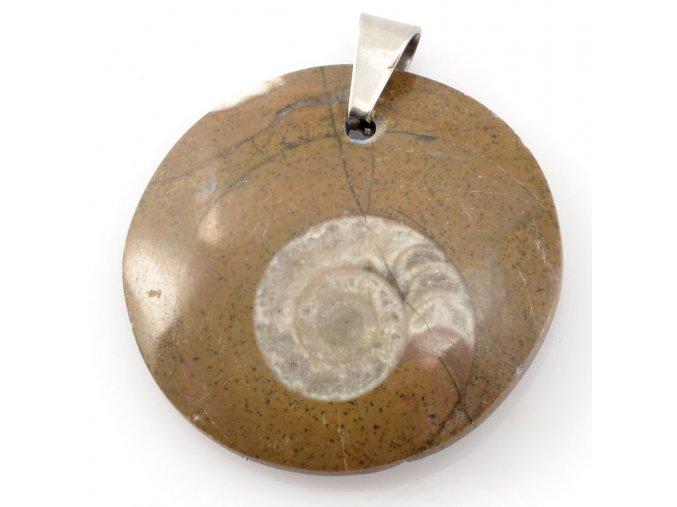Přívěsek amonit (19)