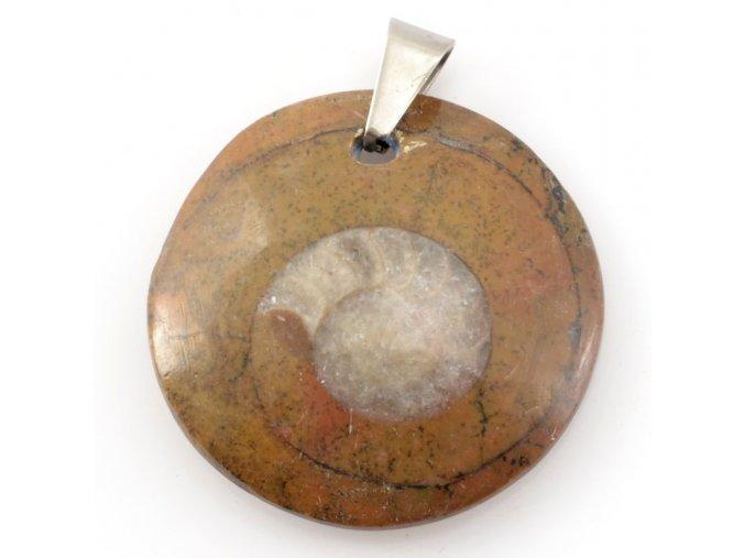 Přívěsek amonit (44)