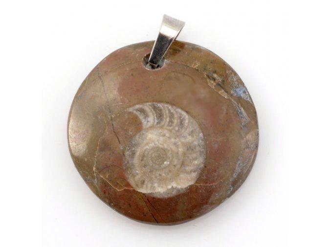 Přívěsek amonit (74)