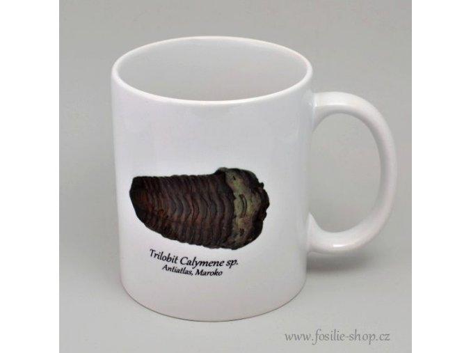 Hrnek s potiskem - trilobit (2)