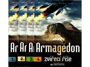 Armagedon zvířecí říše 4 DVD