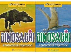 Dinosauři - Anatomická tajemství (2 DVD)