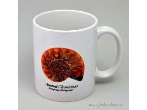 Hrnek s potiskem - amonit (1)