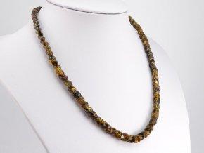 Překrývaný jantarový náhrdelník (8)