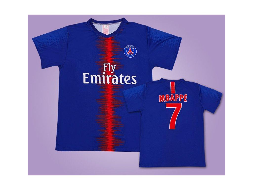 PSG Mbappe 2019
