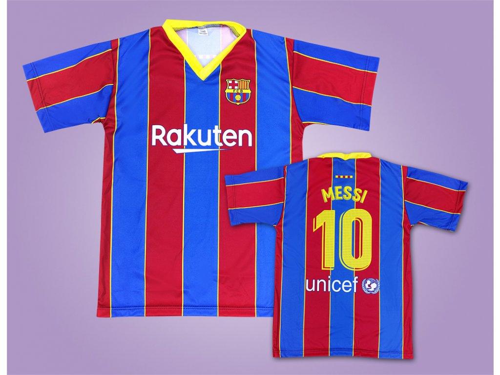 Fotbalový dres Messi
