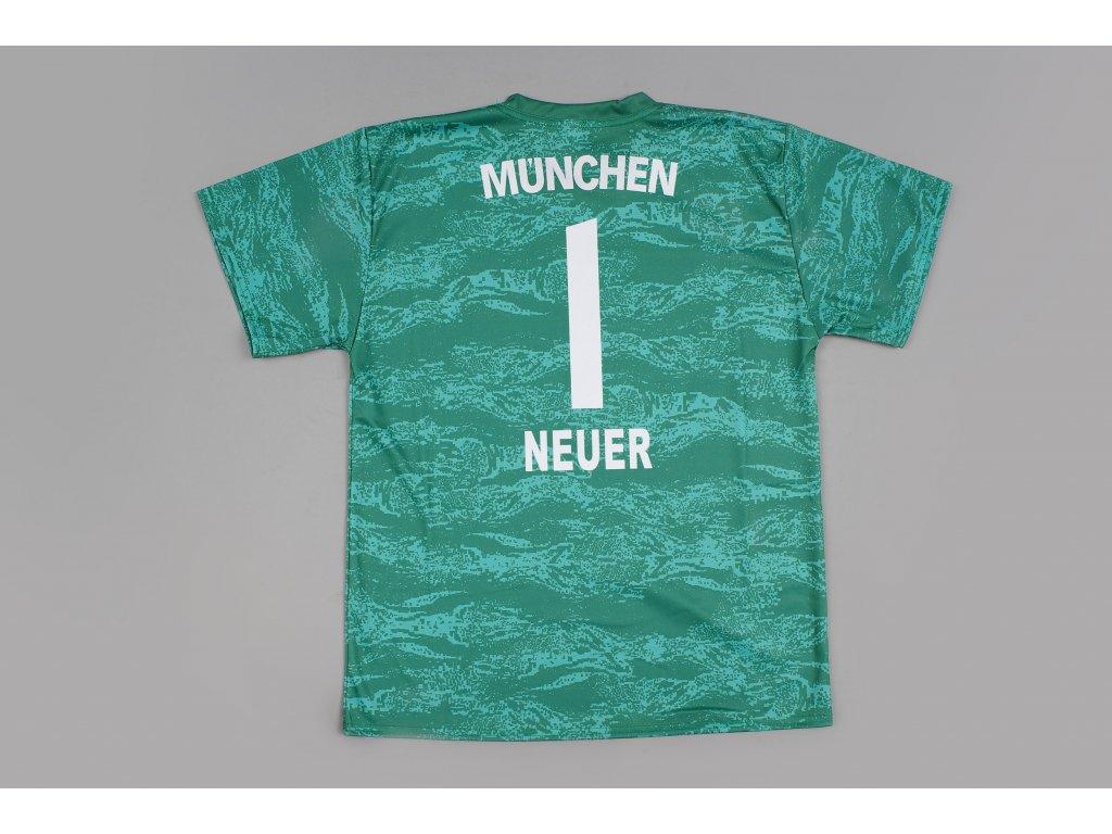 Fotbalovy dres Neuer